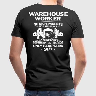 Warehouse Worker/Warehouse/Warehousing/Gift - Men's Premium T-Shirt