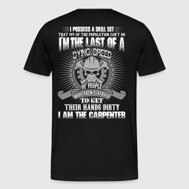 Carpenter john carpenter the carpenters carpente - Men's Premium T-Shirt