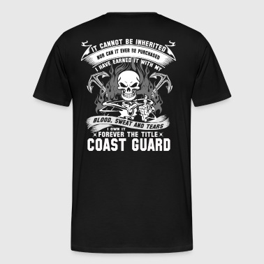 Coast Guard us coast guard  coast guard - Men's Premium T-Shirt