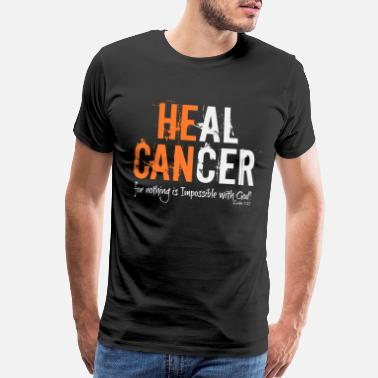 Heal HE CAN  - Men's Premium T-Shirt