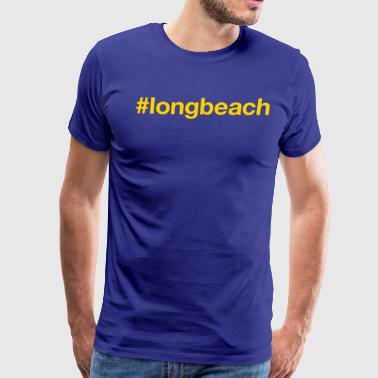 LONG BEACH - Men's Premium T-Shirt