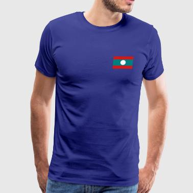 Laos - Men's Premium T-Shirt