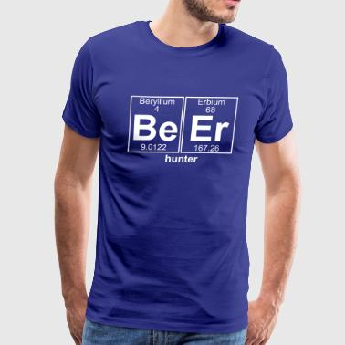 Be-Er (beer) - Full - Men's Premium T-Shirt