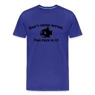 Fish fucking t-shirts