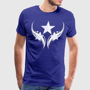 Punk Star Dark BG - Men's Premium T-Shirt