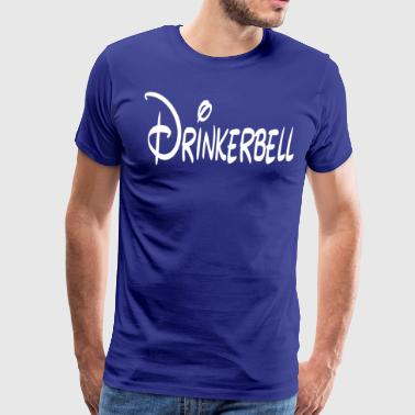 Disney Drinkerbell - Men's Premium T-Shirt