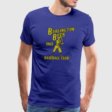 BURLINGTON BEES - Men's Premium T-Shirt