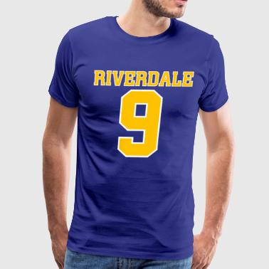 Riverdale - Bulldogs 9 Football T-Shirt - Men's Premium T-Shirt