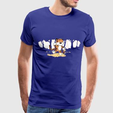 My stuffed kid art - Men's Premium T-Shirt