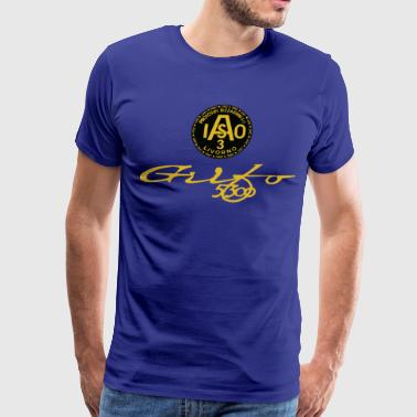 ac3 iso - Men's Premium T-Shirt