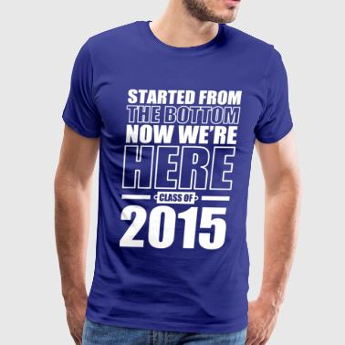 Class Of 2015 Graduation - Men's Premium T-Shirt