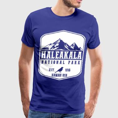 Haleakala National - Men's Premium T-Shirt