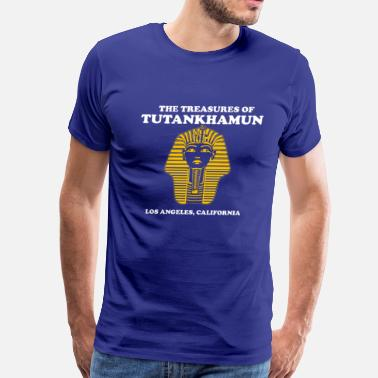 Joe Cocker Joe Cocker – Tutankhamun - Men's Premium T-Shirt