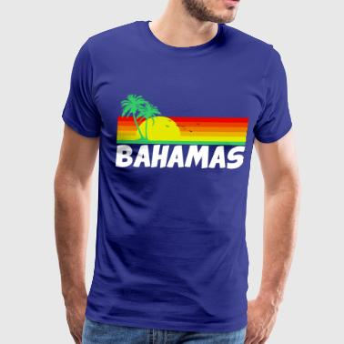 Bahamas - Men's Premium T-Shirt