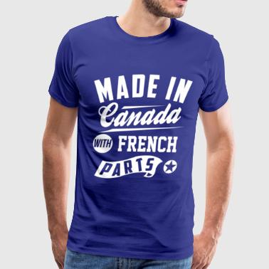 Canadian French - Men's Premium T-Shirt