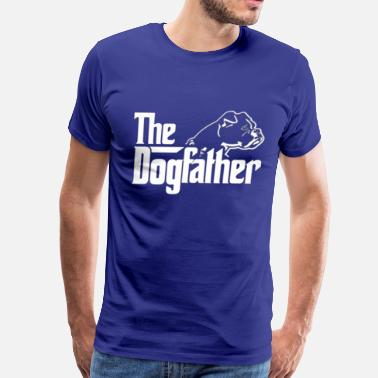 Dog Father The Dog Father - Men's Premium T-Shirt