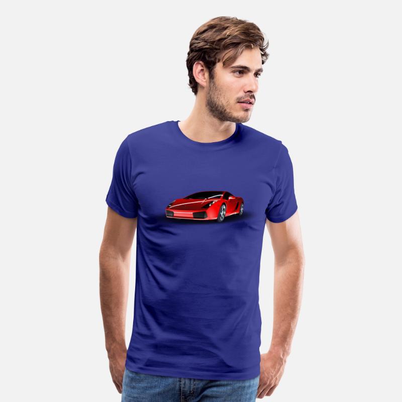 016f37d4a3 lamborghini Gallardo Men s Premium T-Shirt
