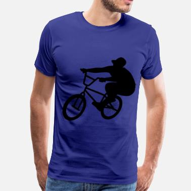 Be Stunt stunt rider - Men's Premium T-Shirt