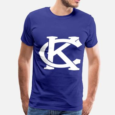 Kc Royals KC - Men's Premium T-Shirt