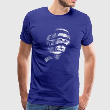 E MC ESCHER - Men's Premium T-Shirt
