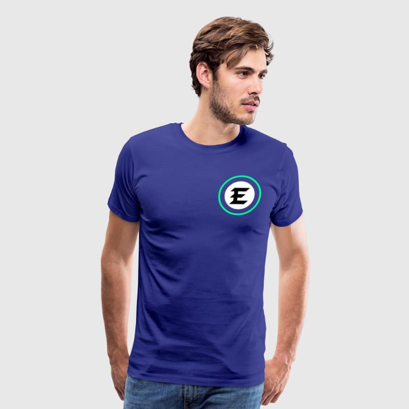 exrt green logo - Men's Premium T-Shirt