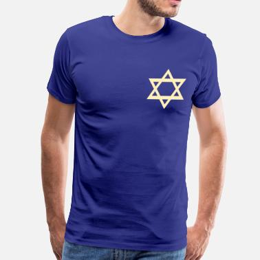 Star Of David star_of_david - Men's Premium T-Shirt