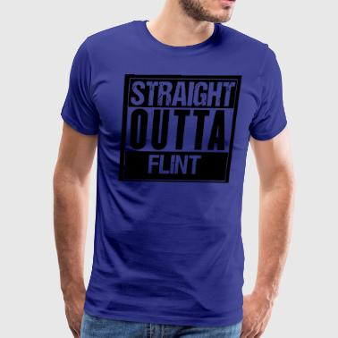 Flint - Men's Premium T-Shirt