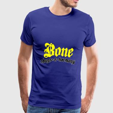 Bone Band Thugs n Harmony - Men's Premium T-Shirt
