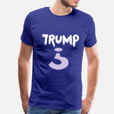 Putin Trump trump 2016, Trump and putin - Men's Premium T-Shirt