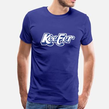 Kool Aid KEEFER Smoke the Kool-Aid - Men's Premium T-Shirt