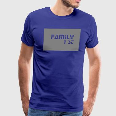 Family Care Family 1st - Men's Premium T-Shirt
