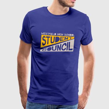 Council Westfield High School Student Council - Men's Premium T-Shirt