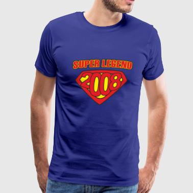 Super Legend Comic 2008 - T-Shirt - Men's Premium T-Shirt
