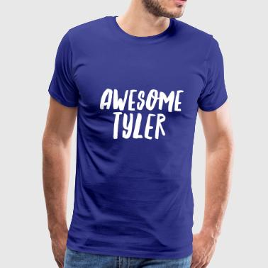 Awesome Tyler - Men's Premium T-Shirt