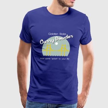 Ayesha Curry Golden State Curry Powder - Men's Premium T-Shirt