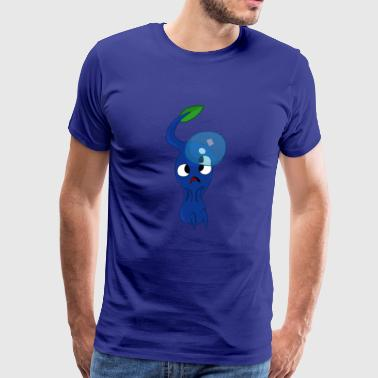 Blue Pikmin - Men's Premium T-Shirt