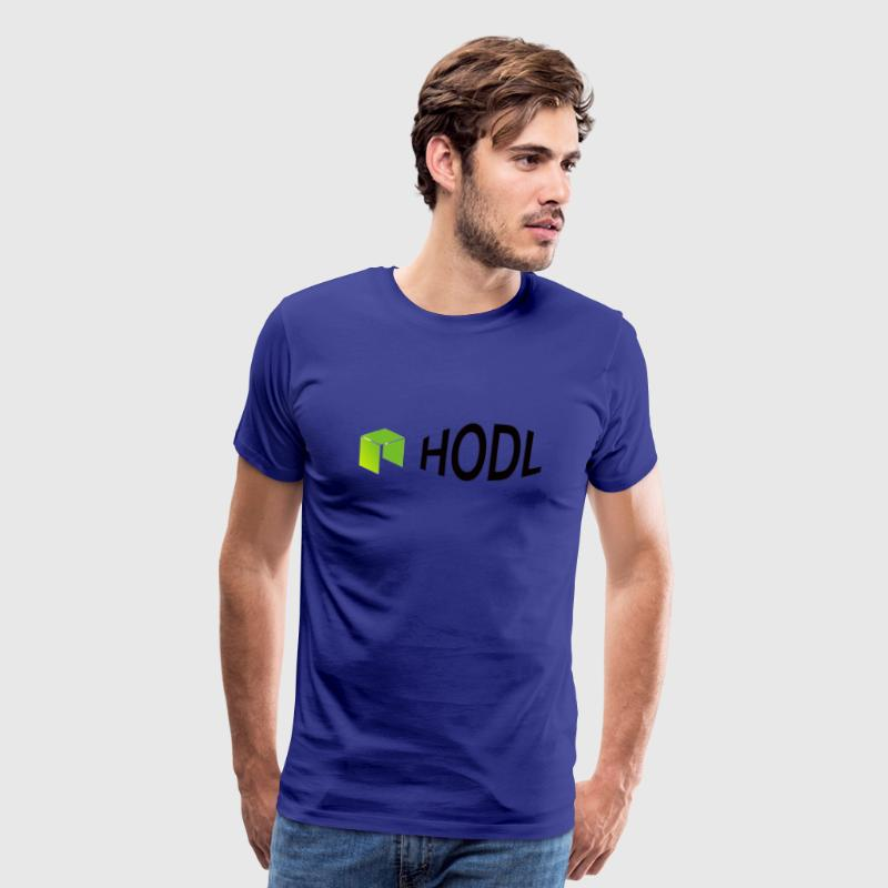 NEO HODL - Men's Premium T-Shirt