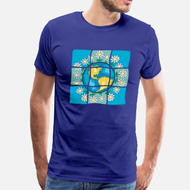 Earth Day Kids Earth Day - Men's Premium T-Shirt