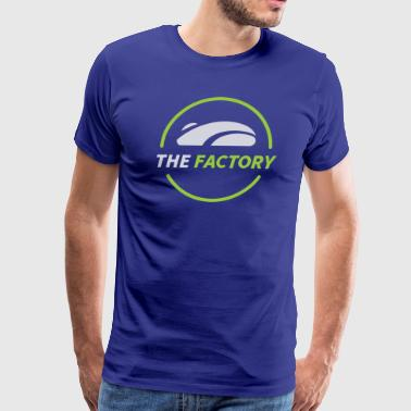 The Factory Sticker - Men's Premium T-Shirt