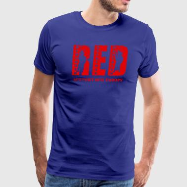 RED Friday Support Our Troops - Men's Premium T-Shirt