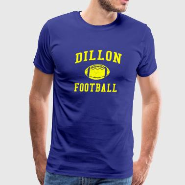 Panthers Softball Dillon Panthers Football - Men's Premium T-Shirt