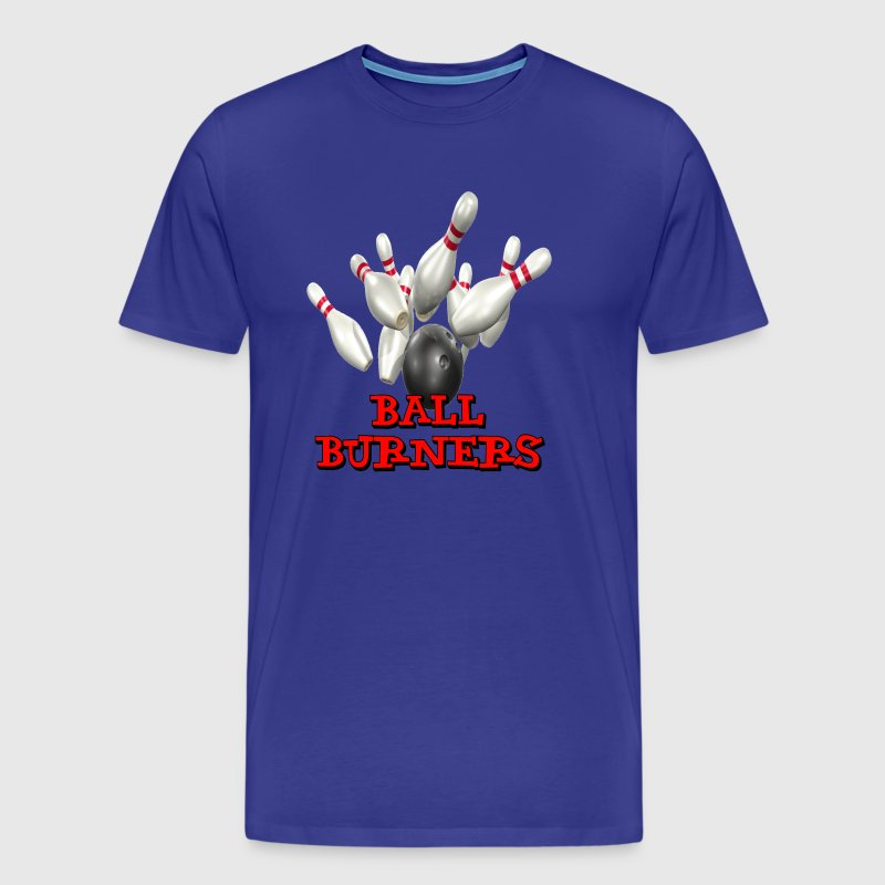 Ball Burners - Men's Premium T-Shirt