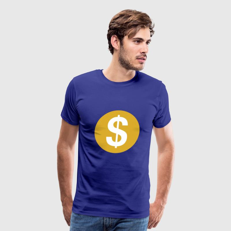 demonetization - Men's Premium T-Shirt