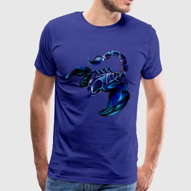 Black Scorpion - Men's Premium T-Shirt
