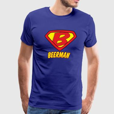 Beerman - Men's Premium T-Shirt