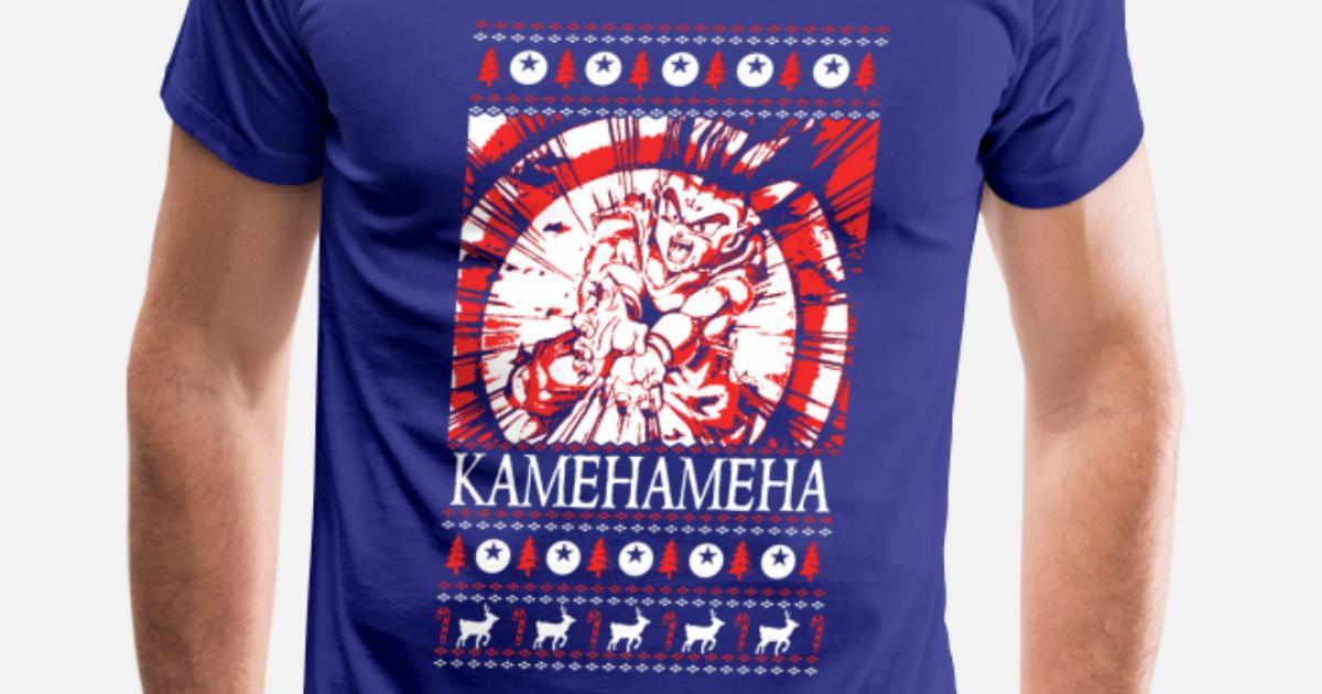Dragon Ball – Kamehameha Christmas Sweater by james89 | Spreadshirt