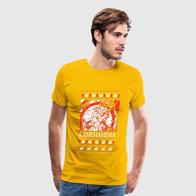 Dragon Ball – Kamehameha Christmas Sweater by james89   Spreadshirt