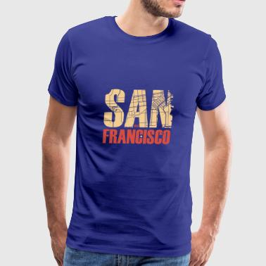 San Francisco - Men's Premium T-Shirt