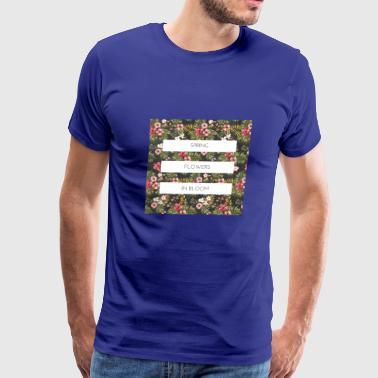 IN THE SPRING - Men's Premium T-Shirt