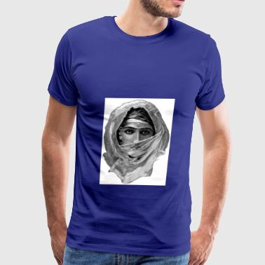 Turban Woman - Men's Premium T-Shirt